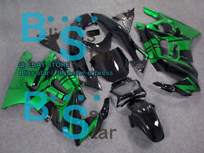 Green Glossy INJECTION Fairing Bodywork Set Fit Honda CBR600F3 1995-1996 03 A7