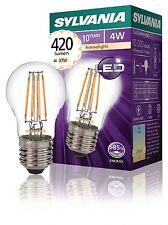 Sylvania Ball 420LM 827 Filament led lamp E27 4W
