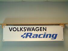 Volkswagen Racing banner VW Motorsport