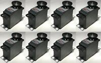 8 NEW servo motors Futaba S3004 S3151 refer to Hobbico Horizon Hobby, Hitec, DJI