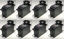 8 NEW servo motors Futaba S3004 S3151 sim. to Hobbico, Horizon Hobby, Hitec, DJI