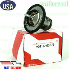 NEW OEM 90916-03075 COOLANT THERMOSTAT W/ Gasket for TY 4RUNNER CAMRY TACOMA