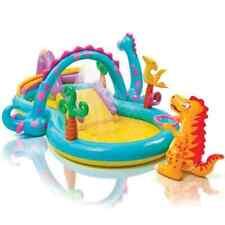 Intex Piscina Infantil Hinchable Inflable Jardín Patio Juguete 280 L Agua Niño