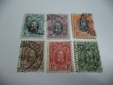 (88)  6 SELLOS DE SOUTHERN RHODESIA USED IN GOOD CONDITION