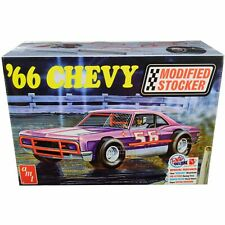 amt 1966 Chevy Modified Stocker, 1/25, New (2020), in Factory Sealed Box