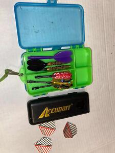Mixed Lot of Dart Parts some Accudart