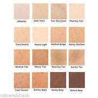 Mineralshack natural mineral make up face powder foundation refill bag 6g or12g
