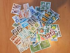 Liban SELECTION of 50 DIFFERENT PAIRS USED STAMP AS SCANS SHOWN LOT( LEB F)