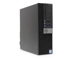 Dell Optiplex 3040 SFF Intel Core i5 6th   SSD PC Computer   8GB RAM Windows 10