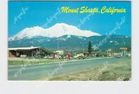 PPC POSTCARD CALIFORNIA MOUNT SHASTA VIEW SAFEWAY SHELL ENCO