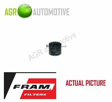 FRAM ENGINE OIL FILTER GENUINE OE QUALITY SERVICE REPLACE - PH2857A
