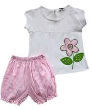 Oshkosh B'gosh One Flower Bloomer Set Baby Girl Clothes (GBOF-04), Size: 9 mos