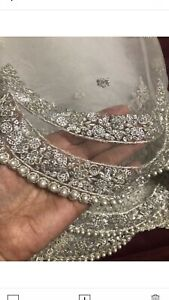 Wedding Veil Bridal Indian Dupatta