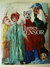 James Ensor MoMA, James Ensor, Art, Art Catalogues, MoMA, Moma New york,