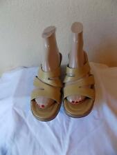 Dansko Tan Leather Strappy Sandals Shoes Shoe Size 40 (US 9.5-10 )