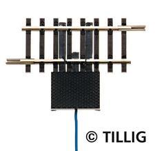 Tillig TT 83740 Bettungsleis gerade Anschluß Länge 166 mm neu
