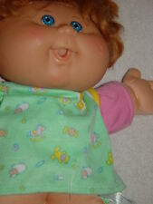 """Cabbage Patch Kids Play Along  2004 Xavier Roberts 14"""" Tall Blue Eyes"""
