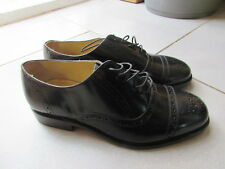 MENS ALL LEATHER LACE UP SIZE 8