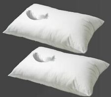 Luxury Duck Feather and Down Pillow 233 Thread Cotton Soft