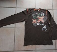 Tee shirt manches longues QUIKSILVER 12 ans