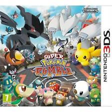 Super Pokemon Rumble GAME Nintendo 3DS - Australian Version