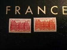 Timbre De France N 803 Et 804,Neufs**, Année 1948