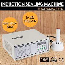 SEALING MACHINE HANDHELD ELECTROMAGNETIC INDUCTION BOTTLE CAP SEALER 220V 110V