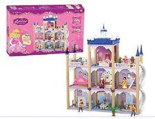 XXL Large 166PCs Doll House chateau palace Barbie Dollhouse 67cm x 70cm x 22,5cm