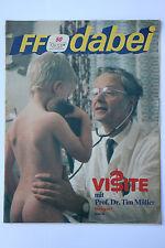 DDR Fernsehzeitschrift FF Dabei RARITÄT 50/1988 TOP !!
