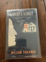 Knight's Gambit ~ William Faulkner ~ 1st Edition First Printing 1949 VG W/DJ