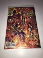 X-Men  #85 Magneto War Marvel Comics 1999