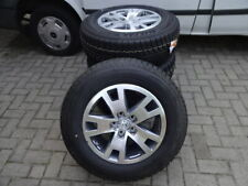 Original VW Amarok Alufelgen Albany Winterreifen 245/65R17 111T DOT17 RDKS