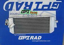 FIT Suzuki RM85 RM 85  2002-2009 2003 2004 2005 2006 full  Aluminum Radiator