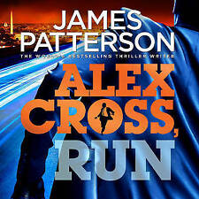 Alex Cross, Run: (Alex Cross 20) by James Patterson (CD-Audio, 2013)