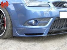 Front Lip(Pad Skirt) Style Body Kit for Cabri Bumper Ford Focus 2 Gen 2004-2008