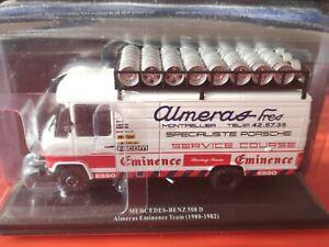 1/43, ALTAYA, MODELO  MERCEDES BENZ 508 D ALMERAS EMINENCE TEAM 1980-1982.