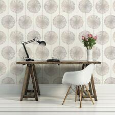 Muriva J04207 12 dandelion papier peint rouleaux-beige