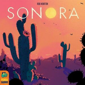 Sonora Board Game New In Stock