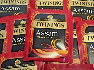 Twinings Assam Tea - individual enveloped bags - FREE UK POSTAGE