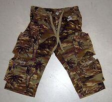 FRED BARE BOYS PIRATE CARGO PANTS SZ 1