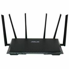 ASUS RT-AC3200 1300 Mbps 4 Port Tri-Band Wireless Router (RT-AC3200)