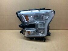 OEM 2015 2016 2017 FORD F-150 LED HEADLIGHT LEFT SIDE LH WITH MODULE