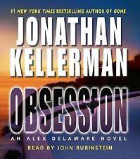 Jonathan Kellerman: Obsession No. 21 by Jonathan Kellerman (2007, CD, Abridged)
