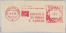 Spain Postal History: Maximum Card 1969 Art Religion 59076