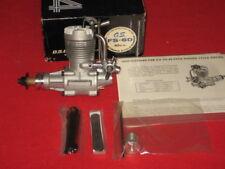 NEW VINTAGE OS FS-60 OPEN ROCKER 4-stroke R/C NITRO MODEL AIRPLANE ENGINE wBOX