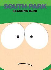South Park Season Series 16, 17, 18, 19 & 20 DVD Box Set 15-Disc Set R4 New