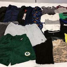 24 Pcs Lot Boys Clothes Size XL 14-16 Children Kids Tops Pants Mixed Clothing