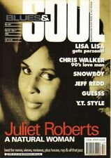 Juliet Roberts Blues & Soul 1994 Jeff Redd Lisa Lisa Solomon Burke Chris Walker