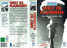 [VHS] Welt in Flammen -Die Chronik unserer Zeit -Schicksalstage des Jahrhunderts