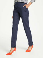 Boden Hose - Richmond Pants - Damenhose Stretch Elegant - NEU - UK 12 EU 40